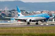 LV-GKU - Aerolineas Argentinas Boeing 737-800 aircraft