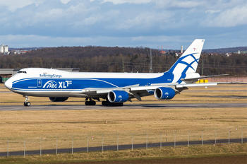 VP-BJS - Air Bridge Cargo Boeing 747-8F