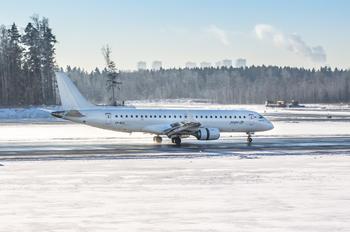 VP-BZD - Pegas Embraer ERJ-190 (190-100)