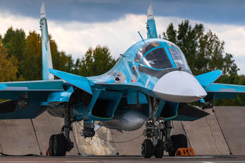 20 - Russia - Air Force Sukhoi Su-34