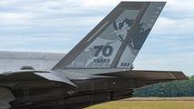 F-001 - Netherlands - Air Force Lockheed Martin F-35A Lightning II aircraft