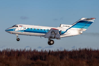 RA-88188 - Vologda Air Enterprise Yakovlev Yak-40