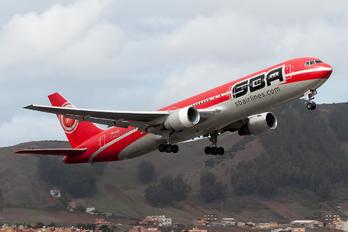 TF-LLB - Santa Barbara Airlines Boeing 767-300