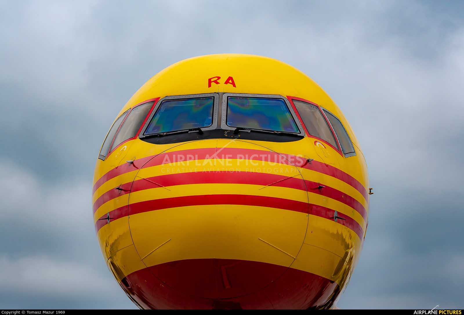 DHL Cargo G-DHKD aircraft at Katowice - Pyrzowice