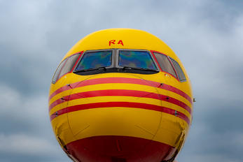 G-DHKD - DHL Cargo Boeing 757-200F