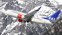 SE-RJU - SAS - Scandinavian Airlines Boeing 737-700 aircraft
