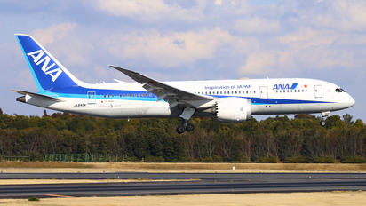 JA840A - ANA - All Nippon Airways Boeing 787-8 Dreamliner
