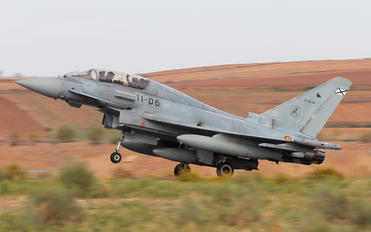 CE.16-06 - Spain - Air Force Eurofighter Typhoon T