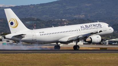 ES-SAV - Albatros Airlines Airbus A320