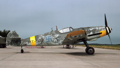 MT-507 - Finland - Air Force Messerschmitt Bf.109G