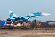 99 - Russia - Navy Sukhoi Su-27P aircraft