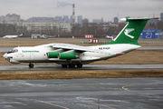 Turkmenistan Il-76 visited St. Petersburg title=