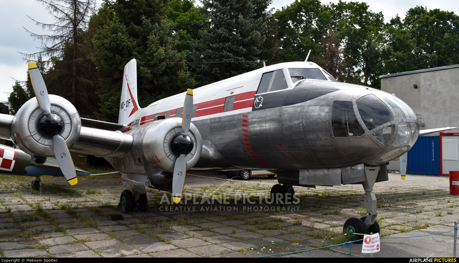 PZL Mielec SP-PBL aircraft at Kraków, Rakowice Czyżyny - Museum of Polish Aviation