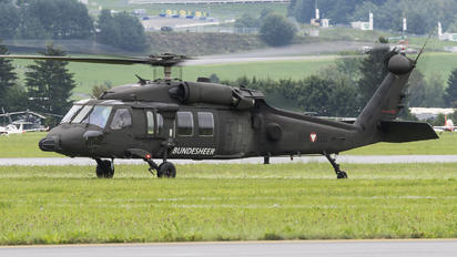 6M-BB - Austria - Air Force Sikorsky S-70A Black Hawk