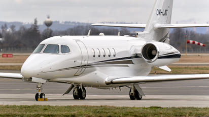 OM-LAT - Private Cessna 680A Latitude