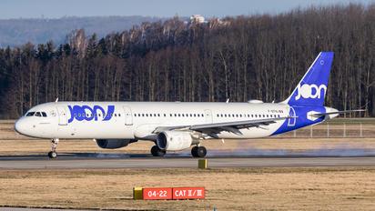 F-GTAJ - Joon Airbus A321