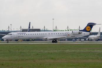 D-ACKB - Lufthansa Regional - CityLine Canadair CL-600 CRJ-900