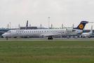 Lufthansa Regional - CityLine Canadair CL-600 CRJ-900 D-ACKB at Katowice - Pyrzowice airport