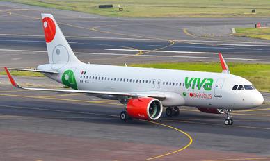 XA-VIA - VivaAerobus Airbus A320 NEO