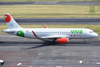 XA-VAJ - VivaAerobus Airbus A320