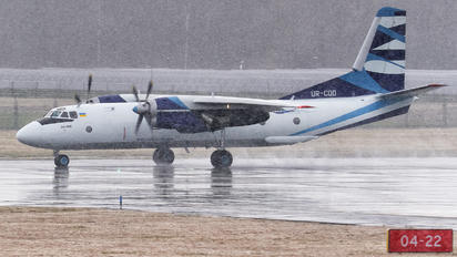 UR-CQD - Vulkan Air Antonov An-26 (all models)