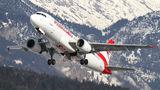 Austrian Airlines/Arrows/Tyrolean Airbus A320 OE-LBT at Innsbruck airport