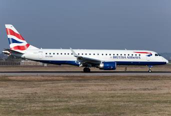 G-LCAA - British Airways - City Flyer Embraer ERJ-190 (190-100)