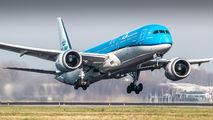 PH-BHN - KLM Boeing 787-9 Dreamliner aircraft