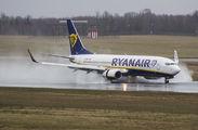 EI-DYD - Ryanair Boeing 737-800 aircraft
