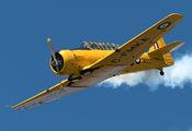 C-FMKA - Private Canadian Car & Foundry Harvard aircraft