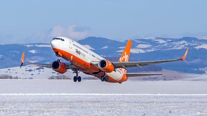 UR-SQH - SkyUp Airlines Boeing 737-800