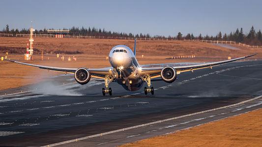 #1 Juneyao Airlines Boeing 787-9 Dreamliner B-20D1 taken by Aleksi Hamalainen