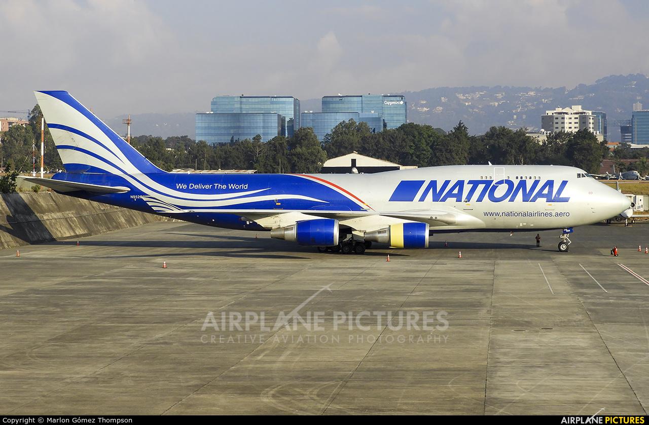 National Airlines N952CA aircraft at Guatemala - La Aurora