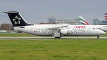 HB-IYV - Swiss British Aerospace BAe 146-300/Avro RJ100 aircraft