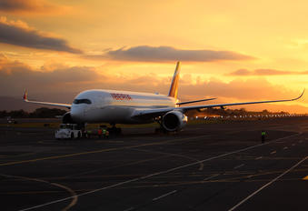 EC-NCX - Iberia Airbus A350-900