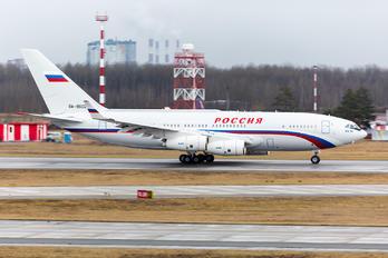 RA-96020 - Rossiya Ilyushin Il-96
