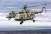 RF-24277 - Russia - Air Force Mil Mi-8MT aircraft