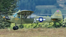 SP-AFY - Private Piper L-4 Cub aircraft