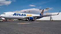 N645GT - Atlas Air Boeing 767-300ER aircraft