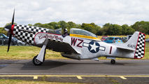 G-TFSI - Private North American TF-51D Mustang aircraft