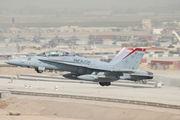 165687 - USA - Marine Corps McDonnell Douglas F/A-18D Hornet aircraft