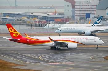 B-LGH - Hong Kong Airlines Airbus A350-900