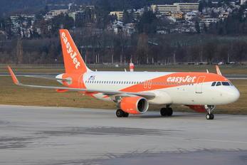 OE-IVD - easyJet Europe Airbus A320