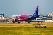 HA-LTD - Wizz Air Airbus A321 aircraft