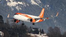 G-EZWJ - easyJet Airbus A320 aircraft
