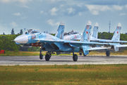 37 - Russia - Air Force Sukhoi Su-27 aircraft