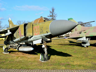 120 - Poland - Air Force Mikoyan-Gurevich MiG-23MF