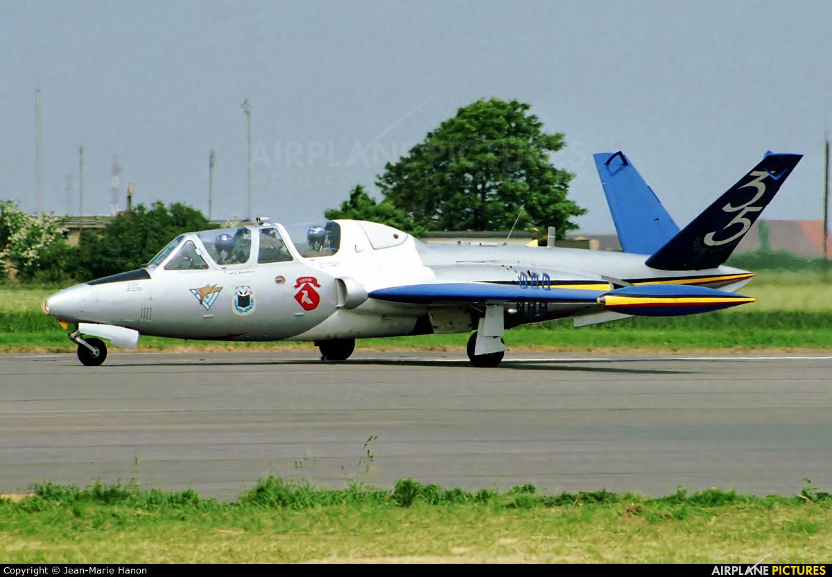 Belgium - Air Force MT14 aircraft at Koksijde