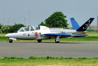 MT14 - Belgium - Air Force Fouga CM-170 Magister