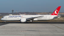 TC-LLE - Turkish Airlines Boeing 787-9 Dreamliner aircraft